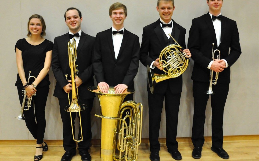 Bell Choir & Brass Quintet