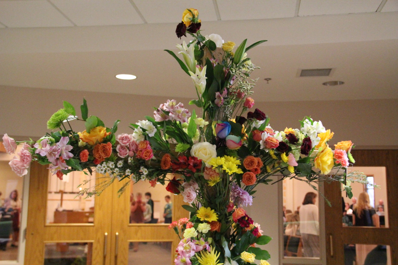 Flowering the Cross 2016