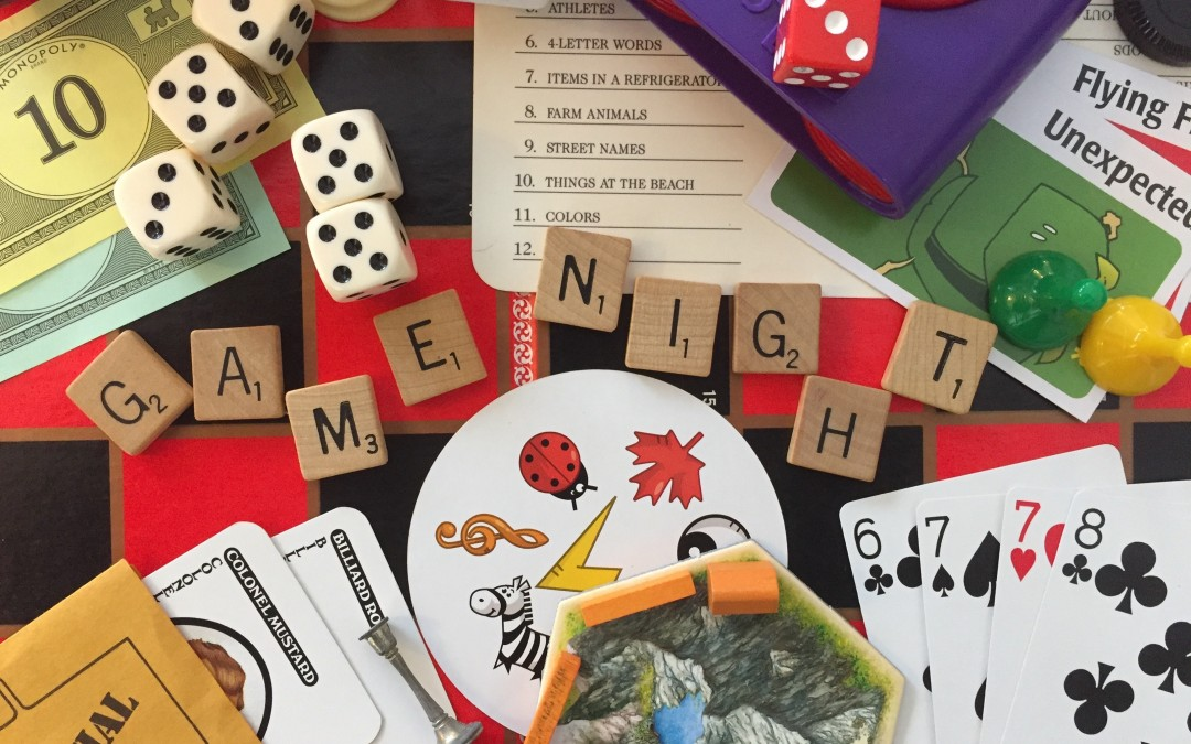 Game Night + Appetizers